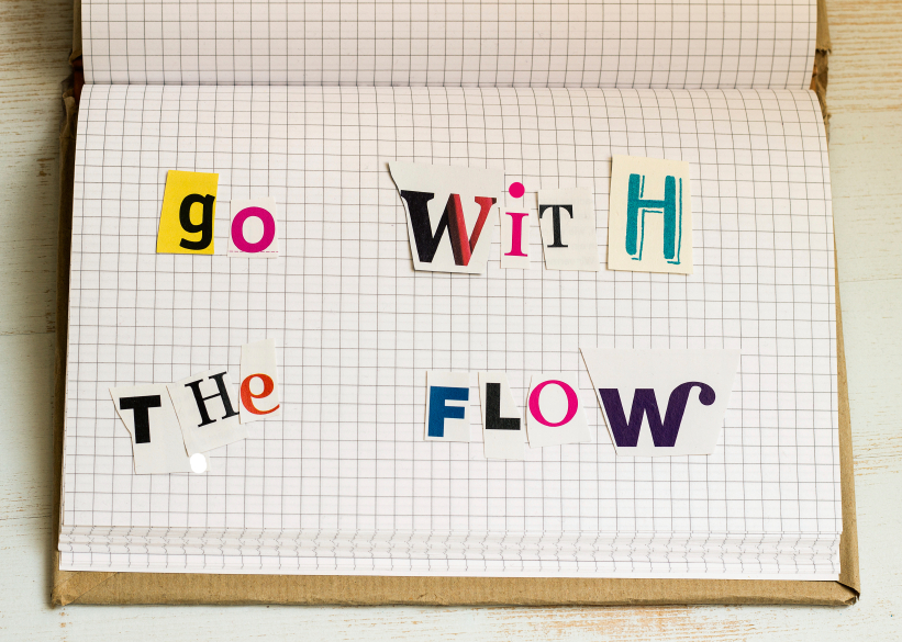 Featured image for Learn How To Go With The Flow