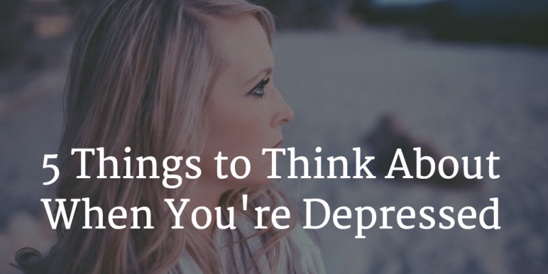 beat depression thoughts