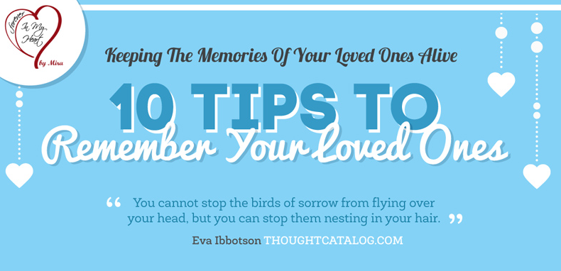 Featured image for 10 Ways to Remember Loved Ones Who've Passed Away