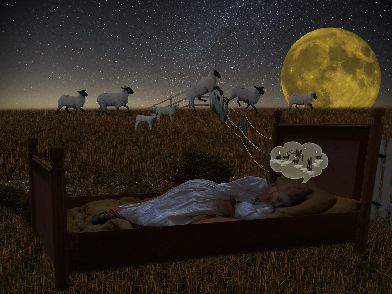 Featured image for How to Fall Asleep in Less Than 1 Minute