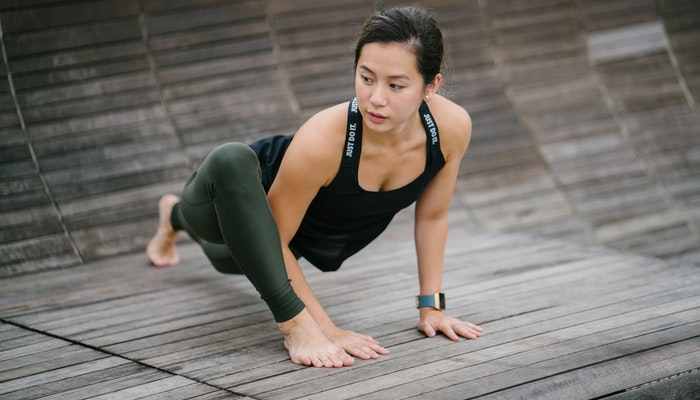 consistent exercise elevates mood