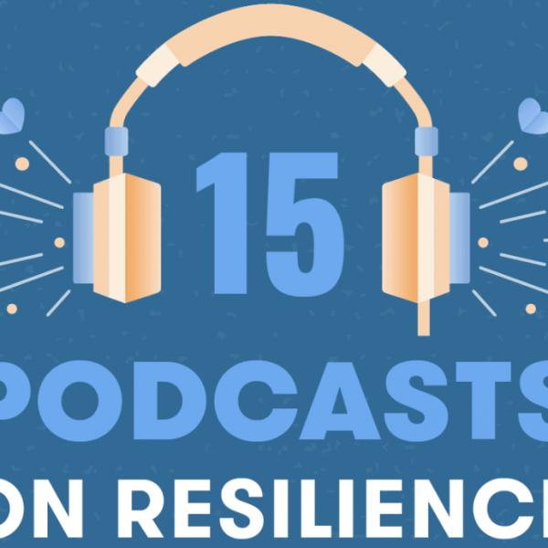 how to develop resilience podcasts