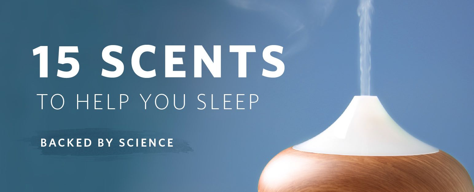 Featured image for Aromatherapy to Help Induce Sleep