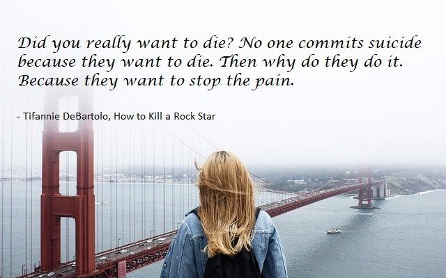 quotes about suicide
